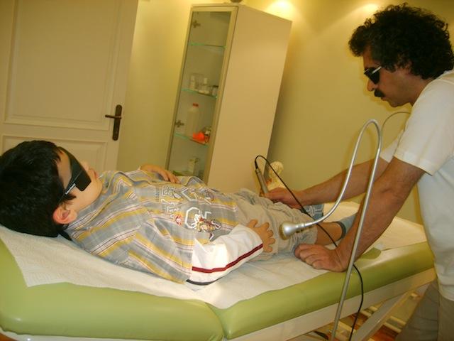 Lazer terapi